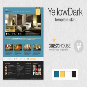 GuestHouse YellowDark